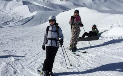 Wintersportblog: We Volgen Onze Skiërs En Snowboarders In Kaprun