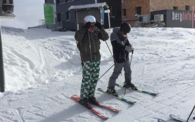 Wintersportblog: We Volgden Onze Skiërs En Snowboarders In Kaprun