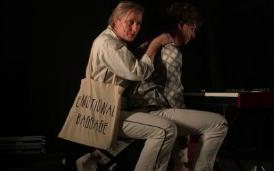 Theatervoorstelling 'Vind Je Het Gek!' Door Nynka Delcour