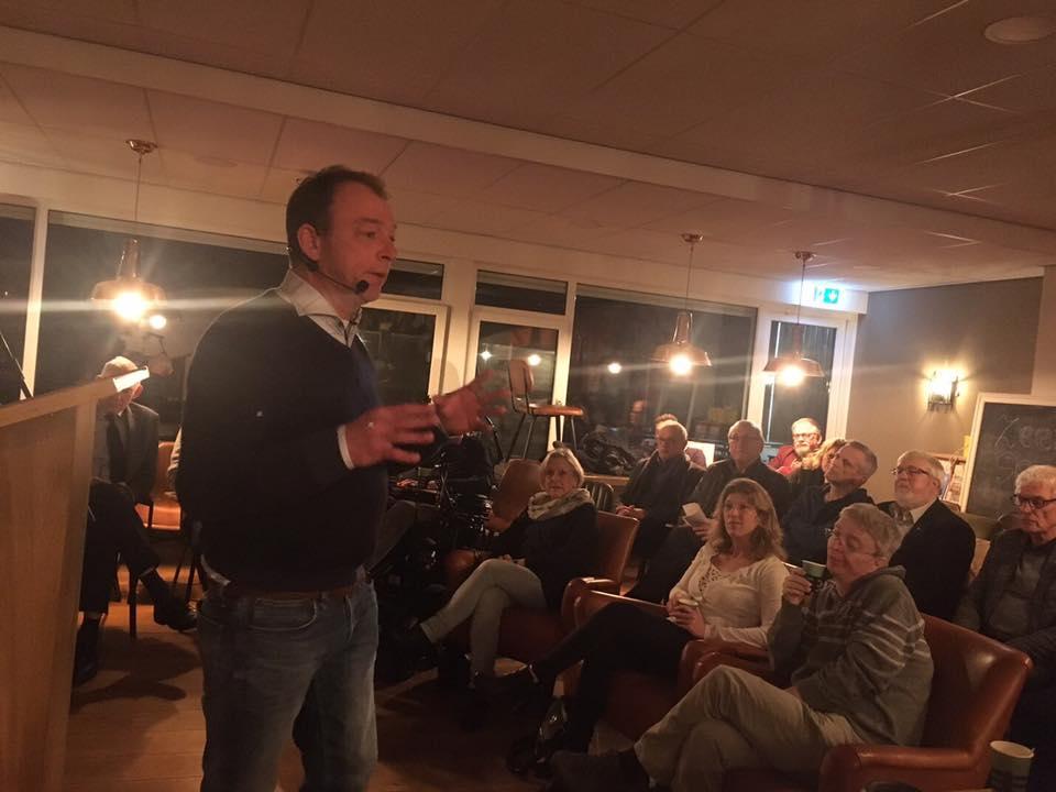 Cees Liefting Organiseert Thema-avond Over Zorg In Zeeuws-Vlaanderen