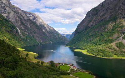 Ga Mee Kajakken Over De Noorweegse Fjorden!