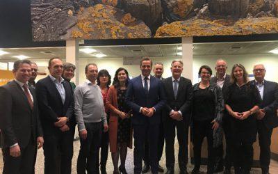 """Minister Hugo De Jonge: """"Zeeuws-Vlaanderen Is Proeftuin Van Nederland"""""""