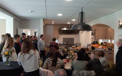 Nieuwe Keuken Op Locatie Kraaghoeve Feestelijk Geopend