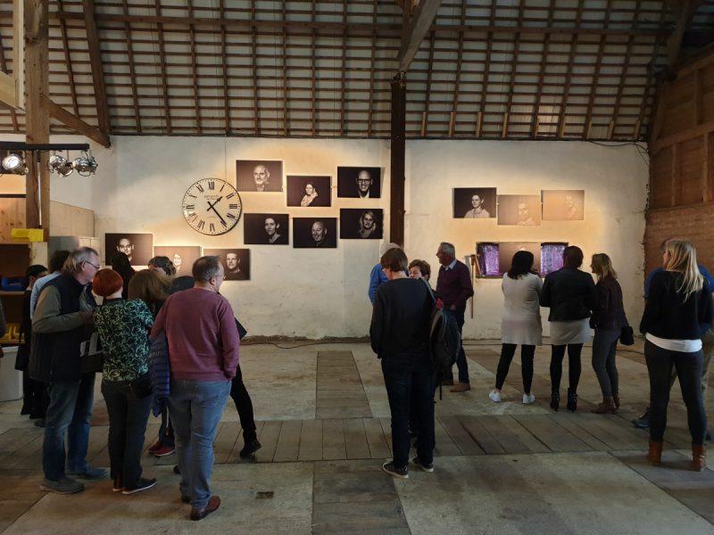 Fototentoonstelling 'Wie Is Van Goud' Te Bewonderen Op De Kraaghoeve