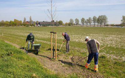 Landschapsbeheer Zeeland Bevrucht De Grond Bij De Kraaghoeve