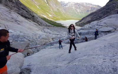 Blog Noorwegen: Samen Kajakken Door De Adembenemende Fjorden