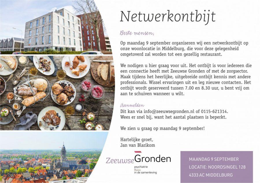 Netwerkontbijt Middelburg