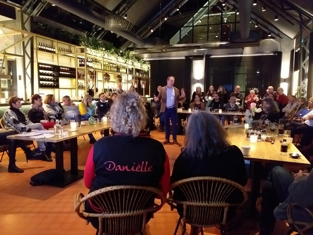 Ontmoetingsbijeenkomst En Lezing 'De Zin Van Het Leven'