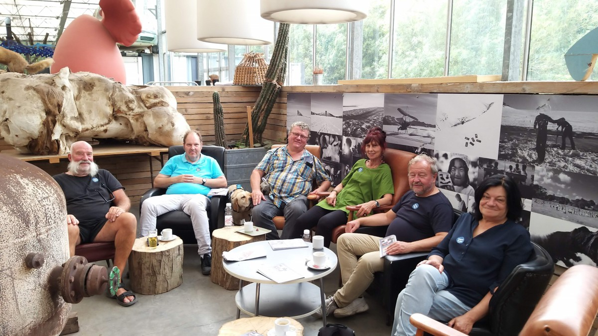 Kunstexcursie Met COLTEK In België