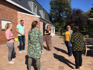 De workshop dramatherapie