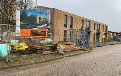 Geslaagde Kijkmiddag Op Bouwplaats In Koudekerke
