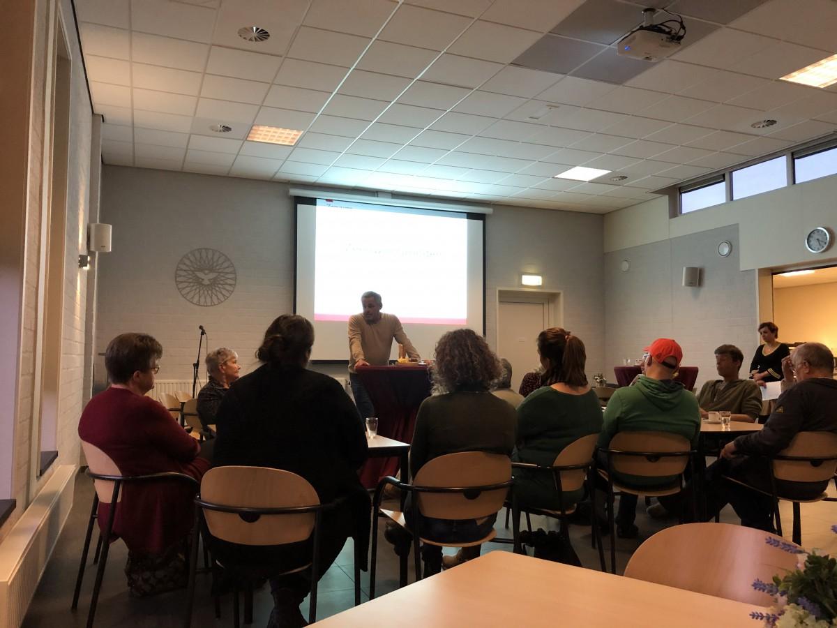 Geslaagde Bijeenkomst Voor Omwonenden Van Nieuwbouwlocatie Koudekerke