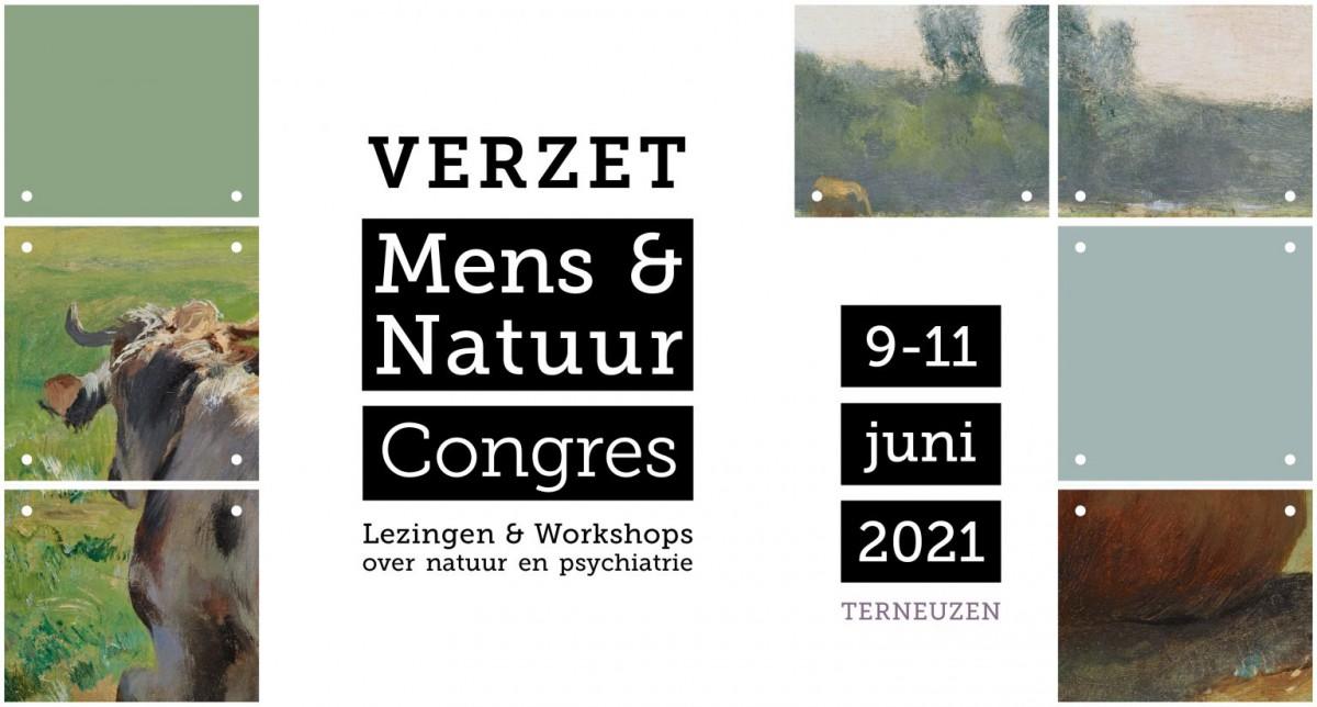 Congres Mens & Natuur Verzet Naar 2021