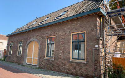 Update Verbouwing Koetshuis In Goes