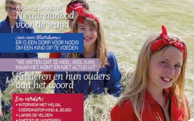 Nieuwste Grondwerk Magazine In Het Teken Van Kind & Jeugd